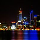 City of Lights - Perth by warriorprincess