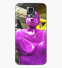 People Street Sculptures Case/Skin for Samsung Galaxy