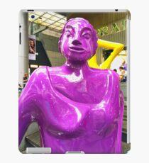 People Street Sculptures iPad Case/Skin