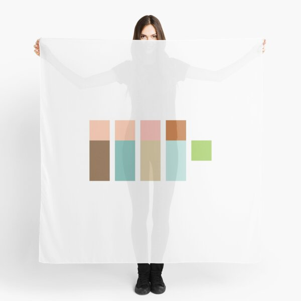The Real Ghostpixels Scarf