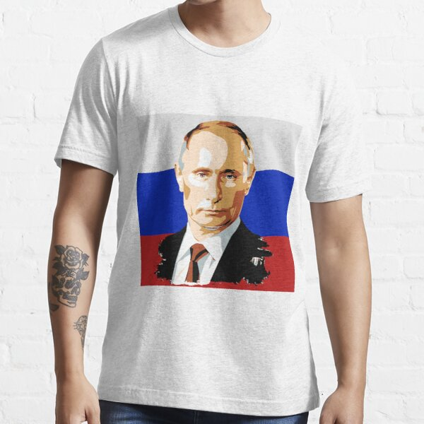 President of Russia WWP Essential T-Shirt