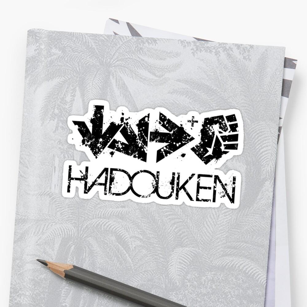 Hadouken Command Black by Reshad Hurree