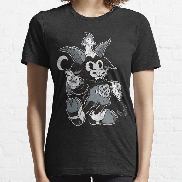 Do Walt Thou Wilt - Baphomet - Creepy Cute Occult Essential T-Shirt
