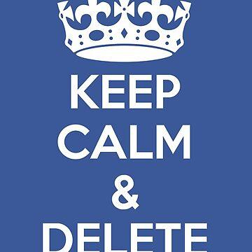 Delete facebook by fogsdrakath