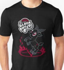 My Little Black Phillip - Creepy Cute Goth - Witch Slim Fit T-Shirt