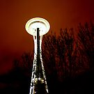 Firey Needle by JustM