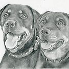Lennox and Angel by Samantha Norbury