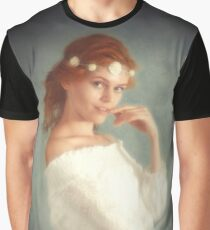 Angel in white Graphic T-Shirt