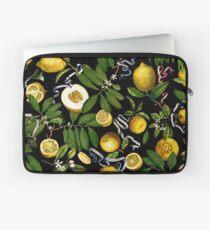 Zitronenbaum - Schwarz Laptoptasche