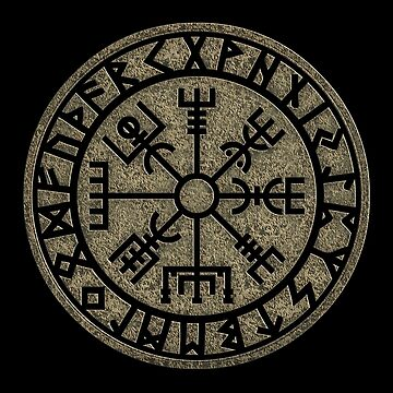Vegvisir Vikings Norse by nitty-gritty