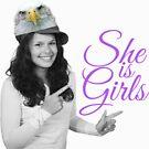 She Is Girl by Castiel Gutierrez