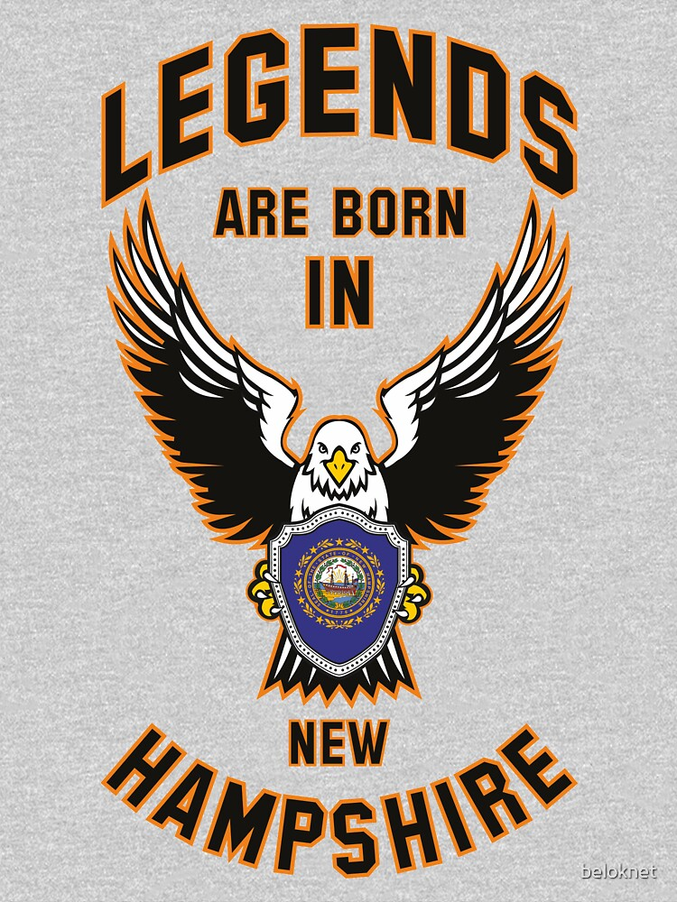 Legends are born in New Hampshire by beloknet