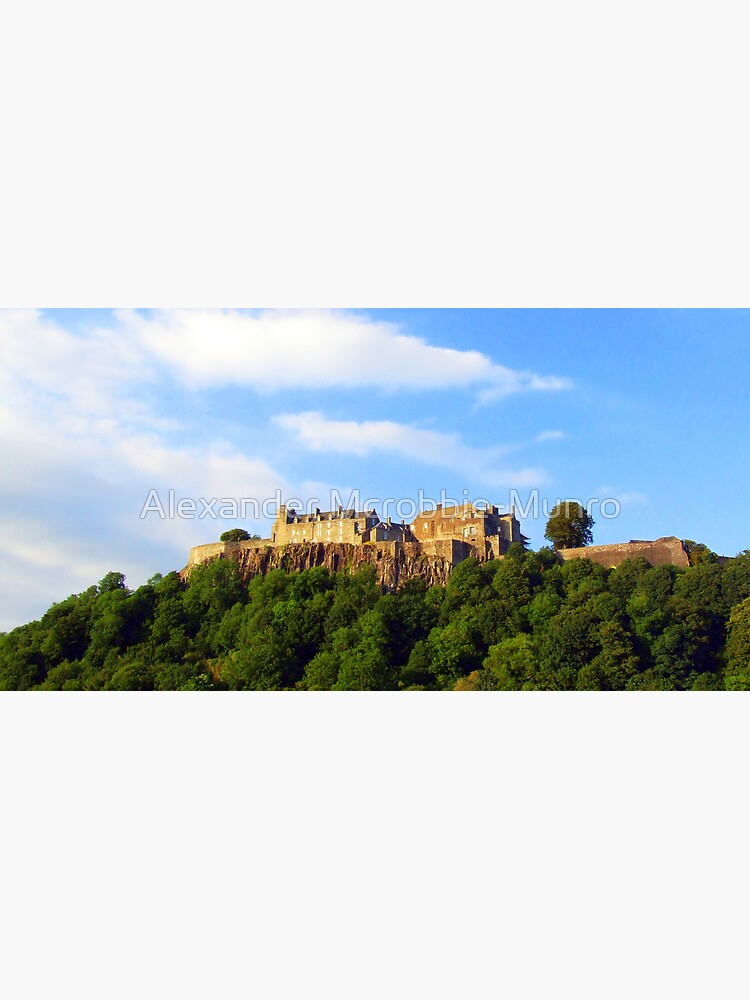 Stirling  Castle by Alexanderargyll