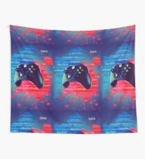 Xbox - Gaming Weapon Wall Tapestry