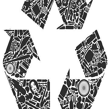 Recycling by phantomlimb