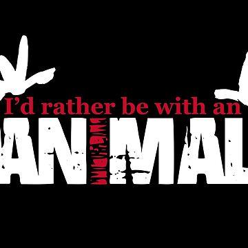 Animal Vedder by reyboot
