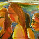 Beach Friends by dornberg