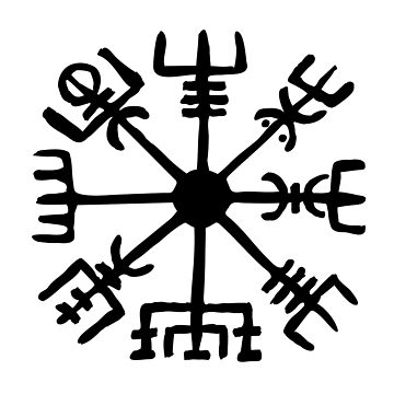 Vegvisir Vikings Compass by nitty-gritty