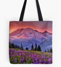 Washington, Mt Rainier National Park  Tote Bag