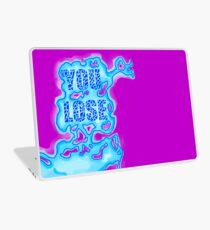 "Quentin Quire's Psychic ""You Lose"" Shirt Laptop Skin"