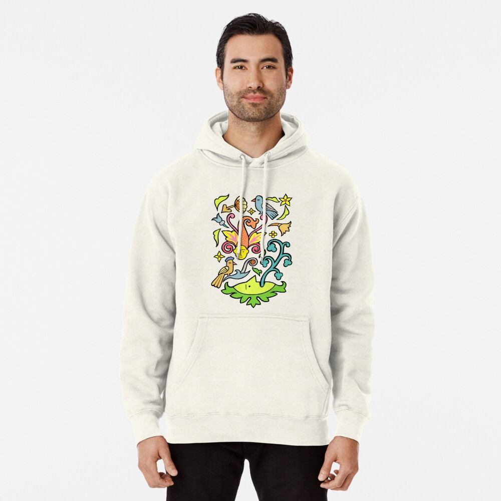 My nature Pullover Hoodie
