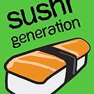 Sushi generation... by buyart