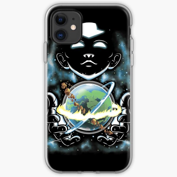 Whole World in His Hands iPhone Soft Case
