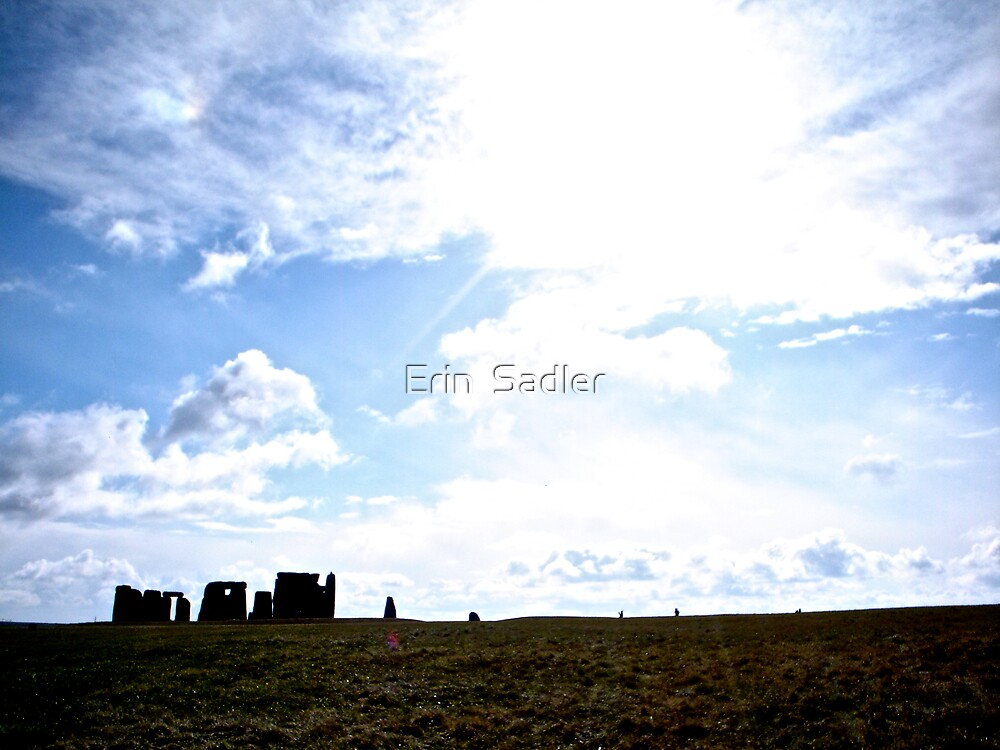 Stonehenge is Small by Erin  Sadler
