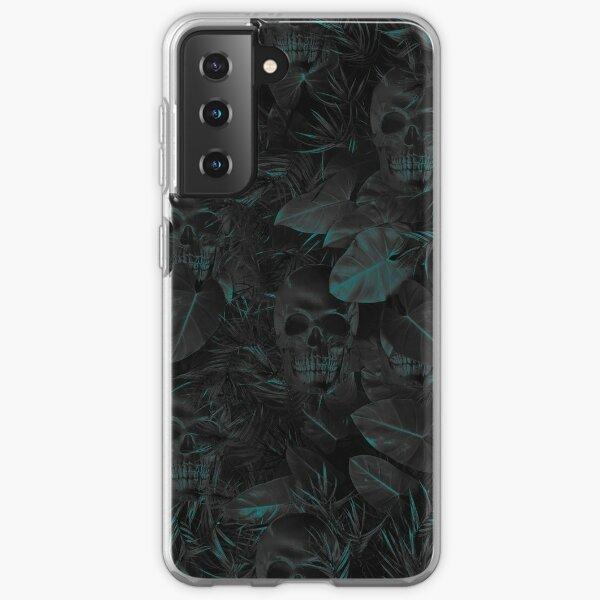Skulls Jungle Samsara Samsung Galaxy Soft Case