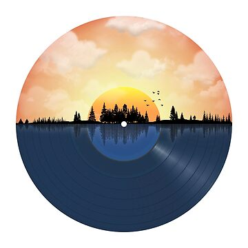 The Sound of nature LP record by elmindo