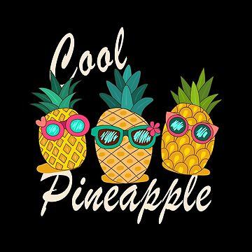 Cool Pineapple by SmartStyle