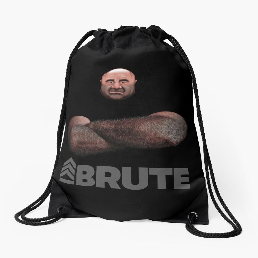 Brute by Simon 2018 Drawstring Bag