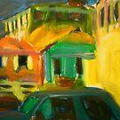 Bahama Buildings by dornberg