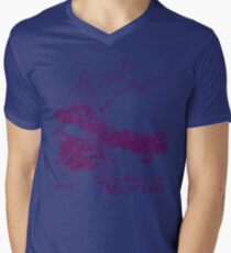 ...and you will Know Us by the Trail of dead Men's V-Neck T-Shirt