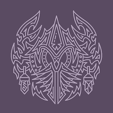 Elf of the Void — Allied Race Crest (color) by dcmjs