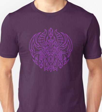 Hunter of Demons – Class Crest (color) T-Shirt