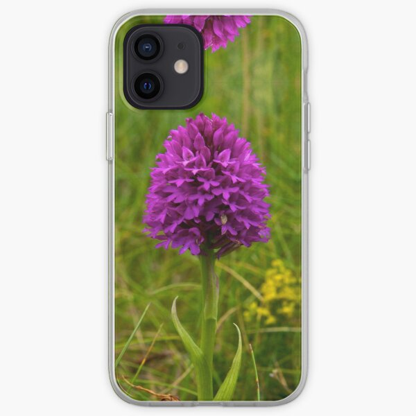 Pyramidal Orchid - iPhone Case iPhone Soft Case