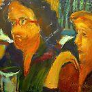 80's Couple by dornberg