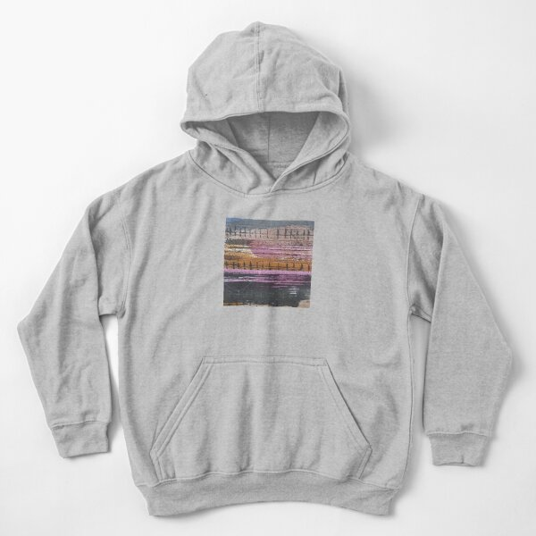 The Story of Striata Kids Pullover Hoodie