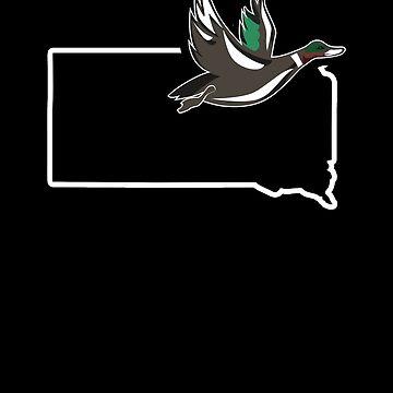 South Dakota Teal Hunting Waterfowl Hunting Ducks by shoppzee