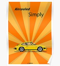 Aircooled simply Poster