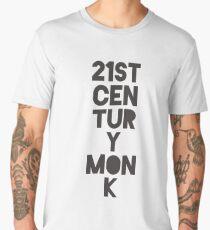 21ST CENTURY MONK T SHIRT Men's Premium T-Shirt