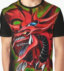 Yu-Gi-Oh! Slifer The Sky Dragon     遊戯王 オシリスの天空竜 Graphic T-Shirt