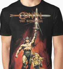 Conan the Barbarian Graphic T-Shirt