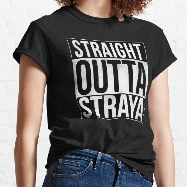 Straight Outta Straya Classic T-Shirt