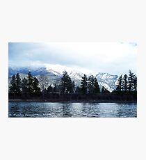 Springtime in Montana Photographic Print