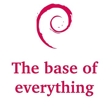 debian - the base of everything by ZoldPardon