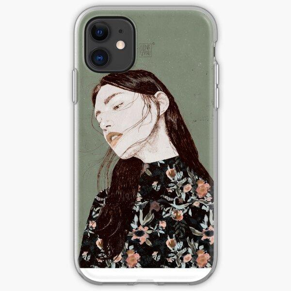 THE REVENGE ELENA GARNU iPhone Soft Case