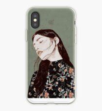 THE REVENGE ELENA GARNU iPhone Case