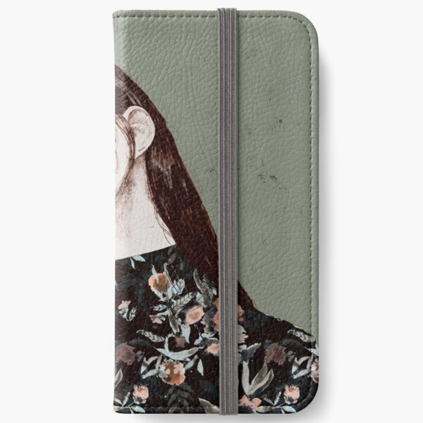 THE REVENGE ELENA GARNU iPhone Wallet